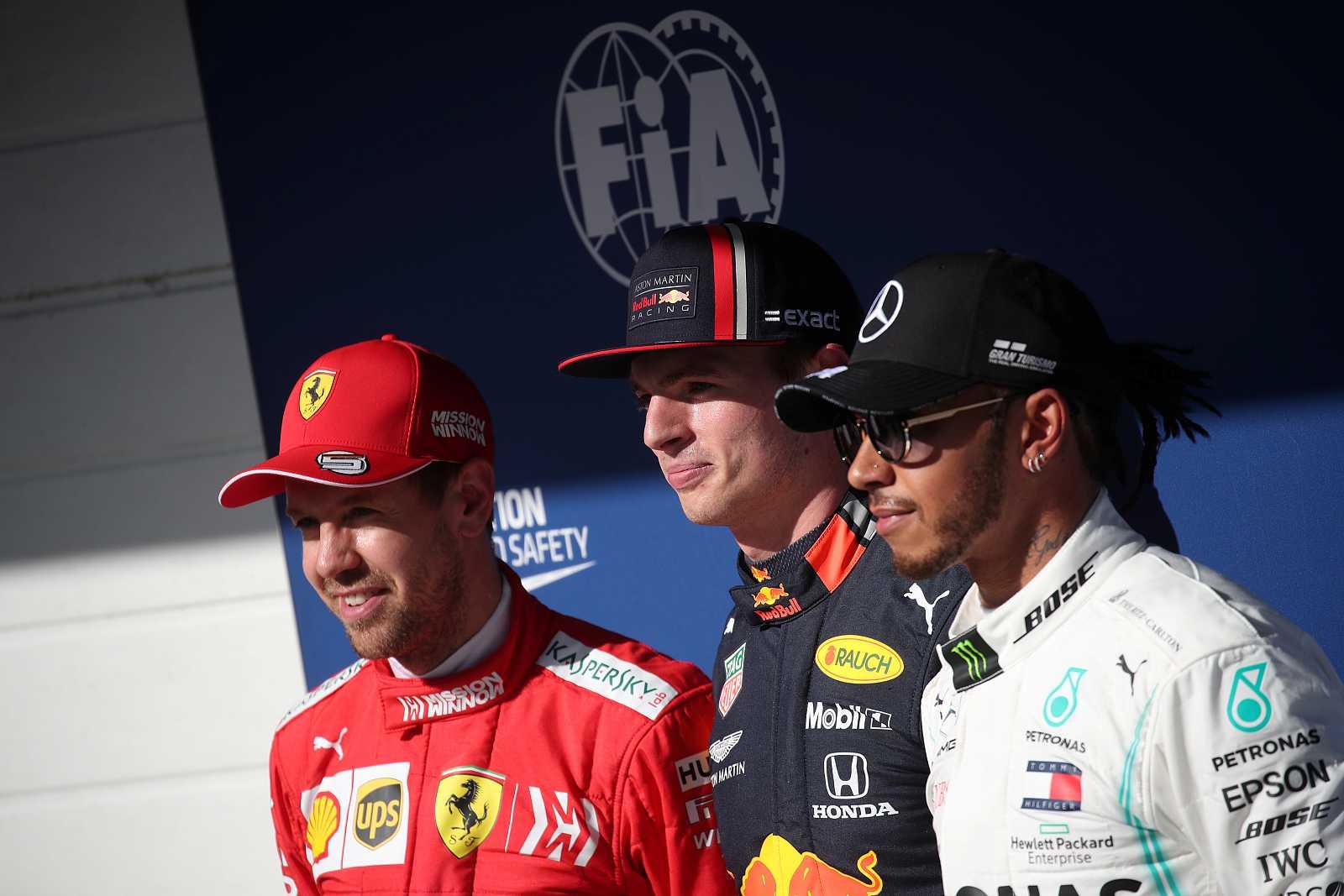 El neerlandés Max Verstappen, de la escudería Red Bull, saldrá este domingo desde la primera posición de la parrilla en el Gran Premio de Brasil.