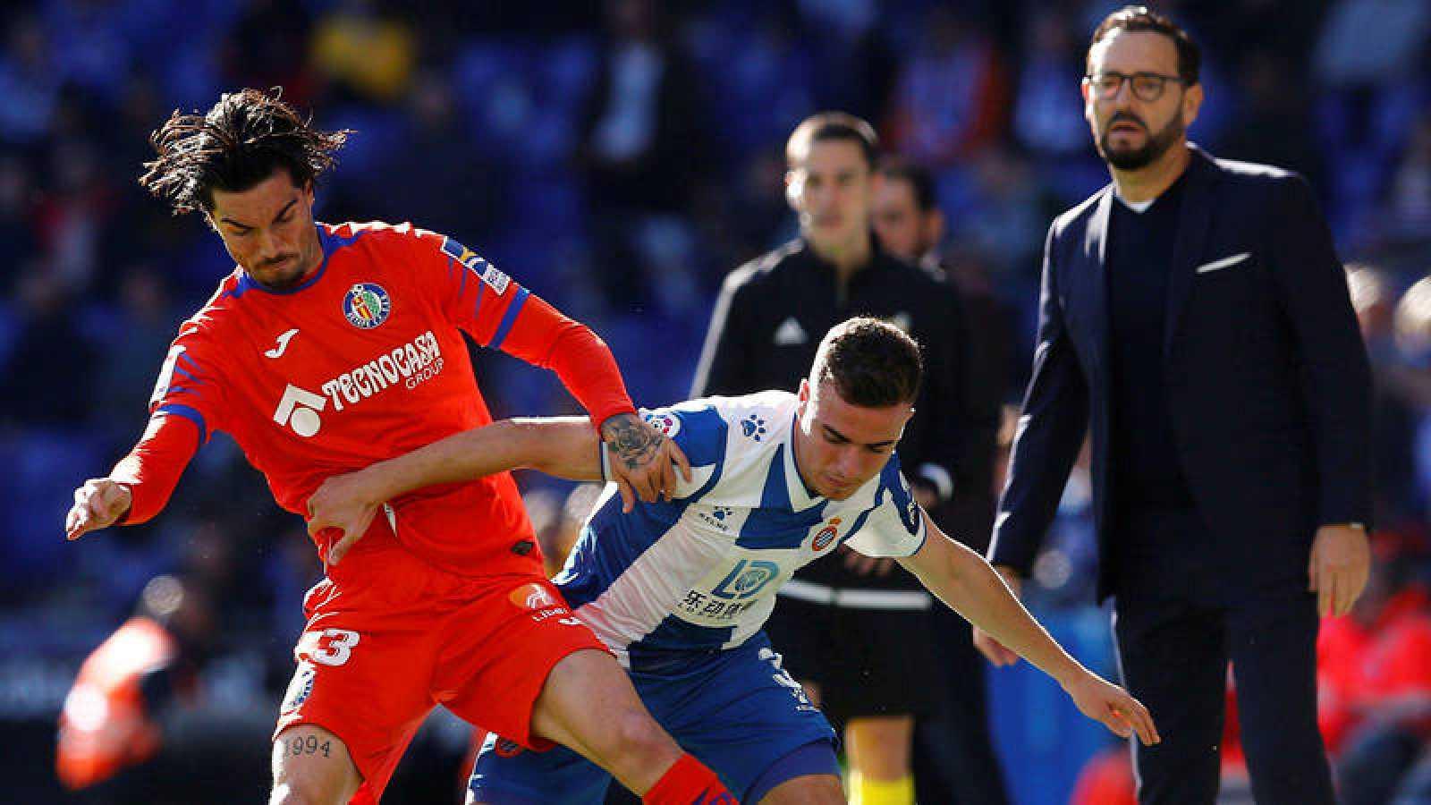 Espanyol y Getafe se enfrentaron el pasado domingo en Liga.