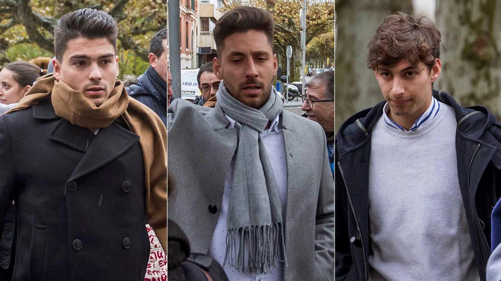 Tres exjugadores del Arandina acusados de agresión sexual