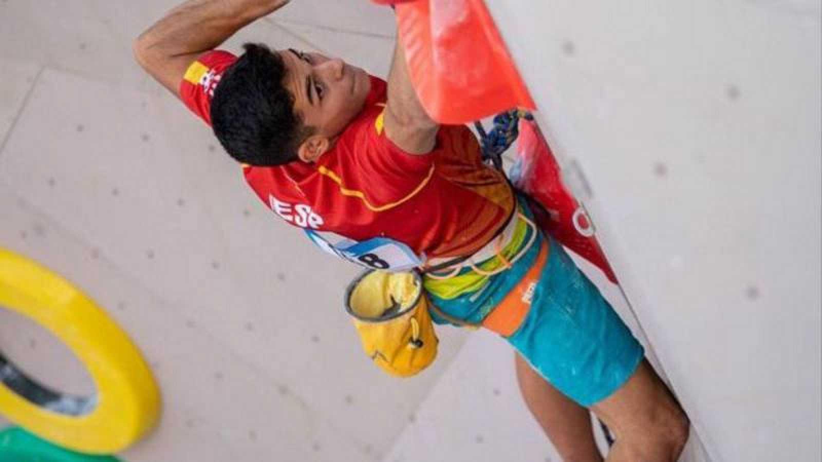 Alberto Ginés logra la plaza para los Juegos Olímicos de Tokio 2020 a sus 17 años