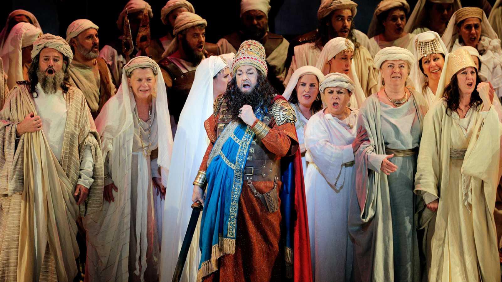 Plácido Domingo en su primera actuación en España tras las acusaciones de acoso sexual