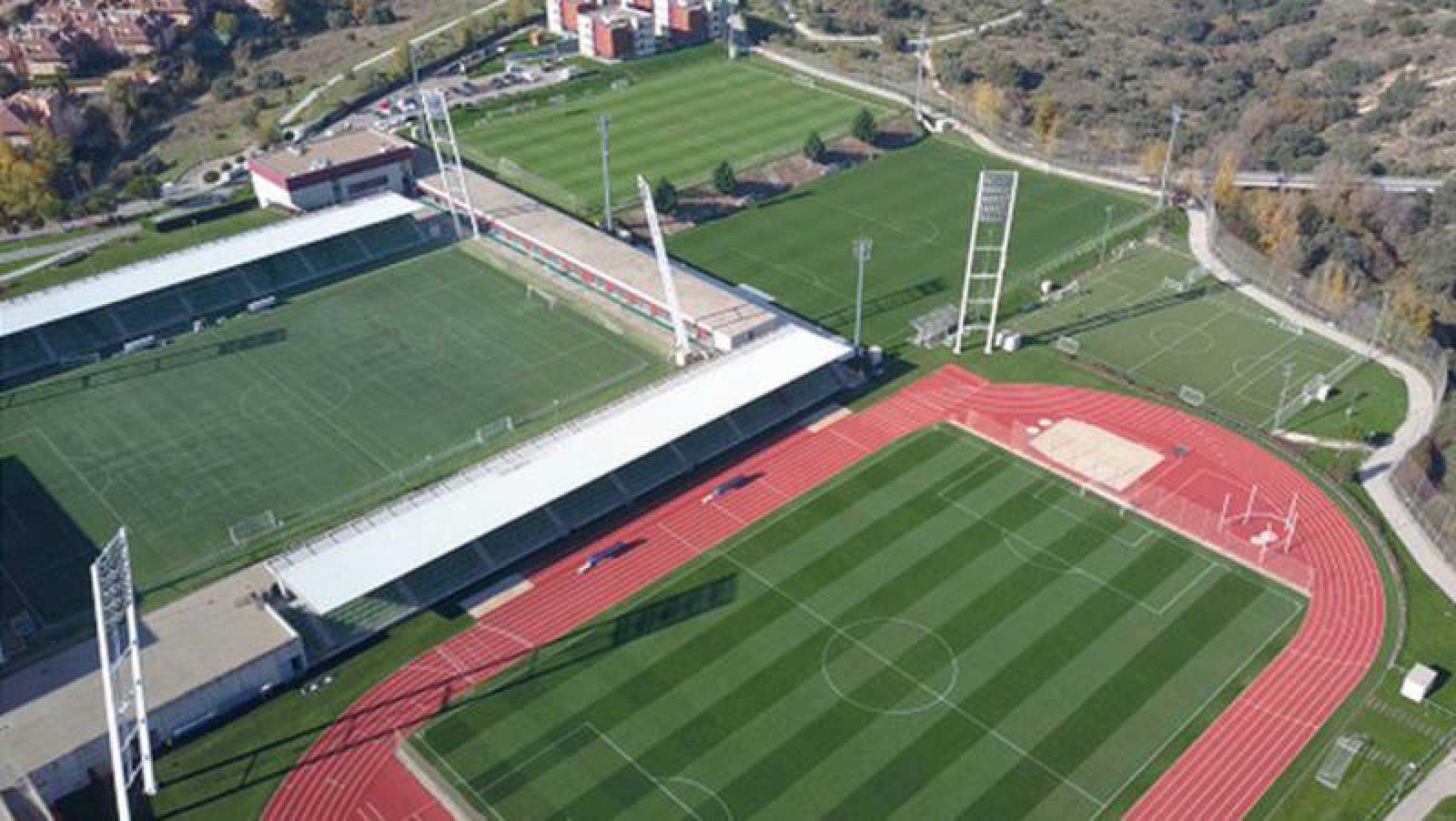 La Selección se concentrará en Las Rozas durante la Eurocopa
