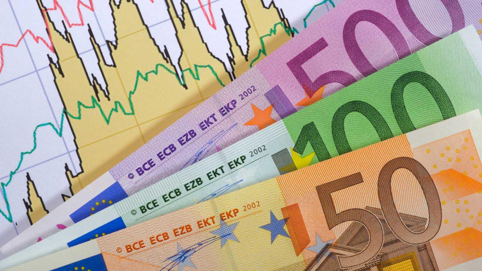 La deuda pública baja un 1,1 puntos porcentuales en el tercer trimestre