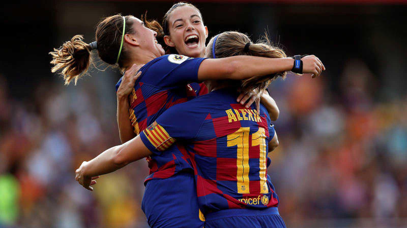 El Barcelona será uno de los cuatro clubes que dispute la primera Supercopa de fútbol femenina.
