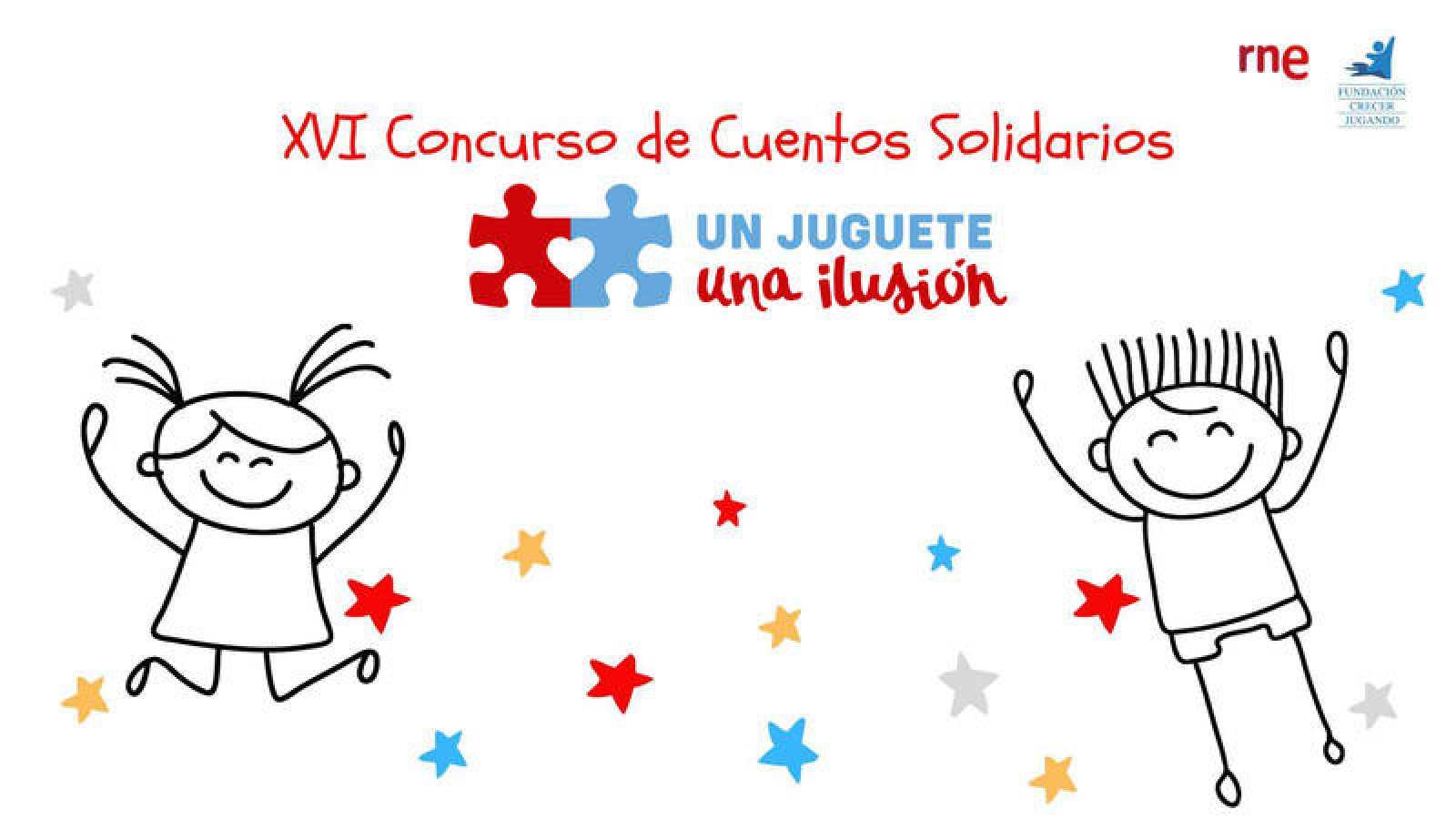 XVI Concurso de Cuentos Solidarios de 'Un juguete, una ilusión'.