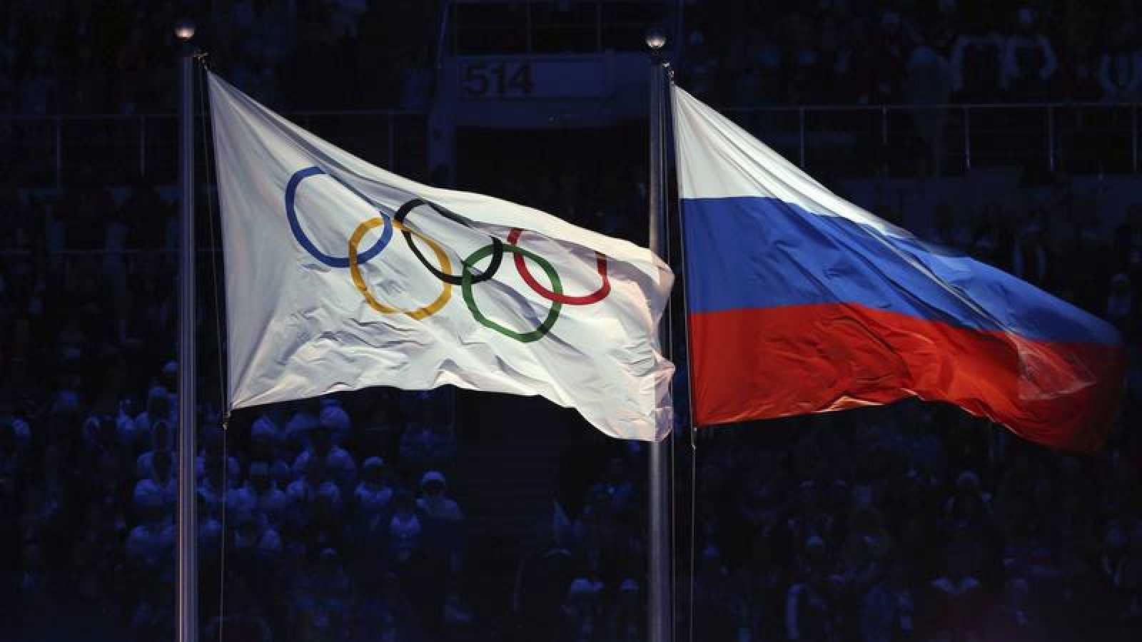 Rusia apelará la sanción por dopaje y Putin pide competir bajo su propia bandera