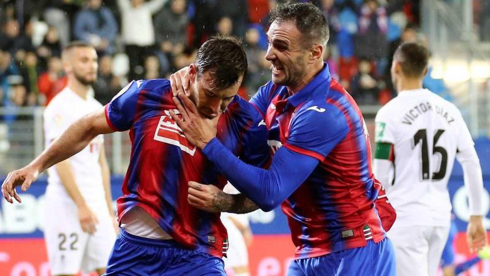 El Eibar se reencuentra con la victoria ante el Granada