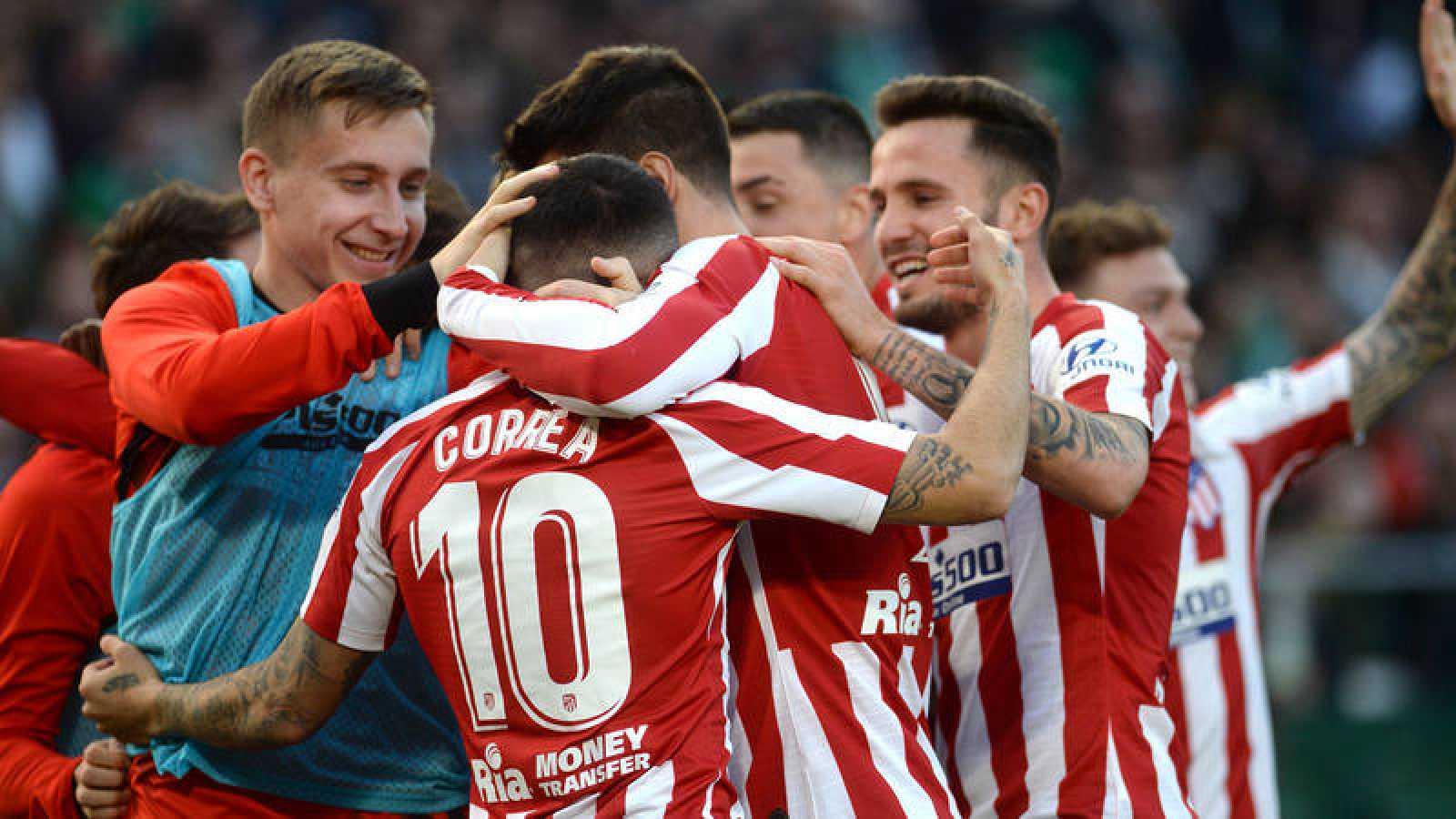 El Atlético se lleva el premio del Villamarín
