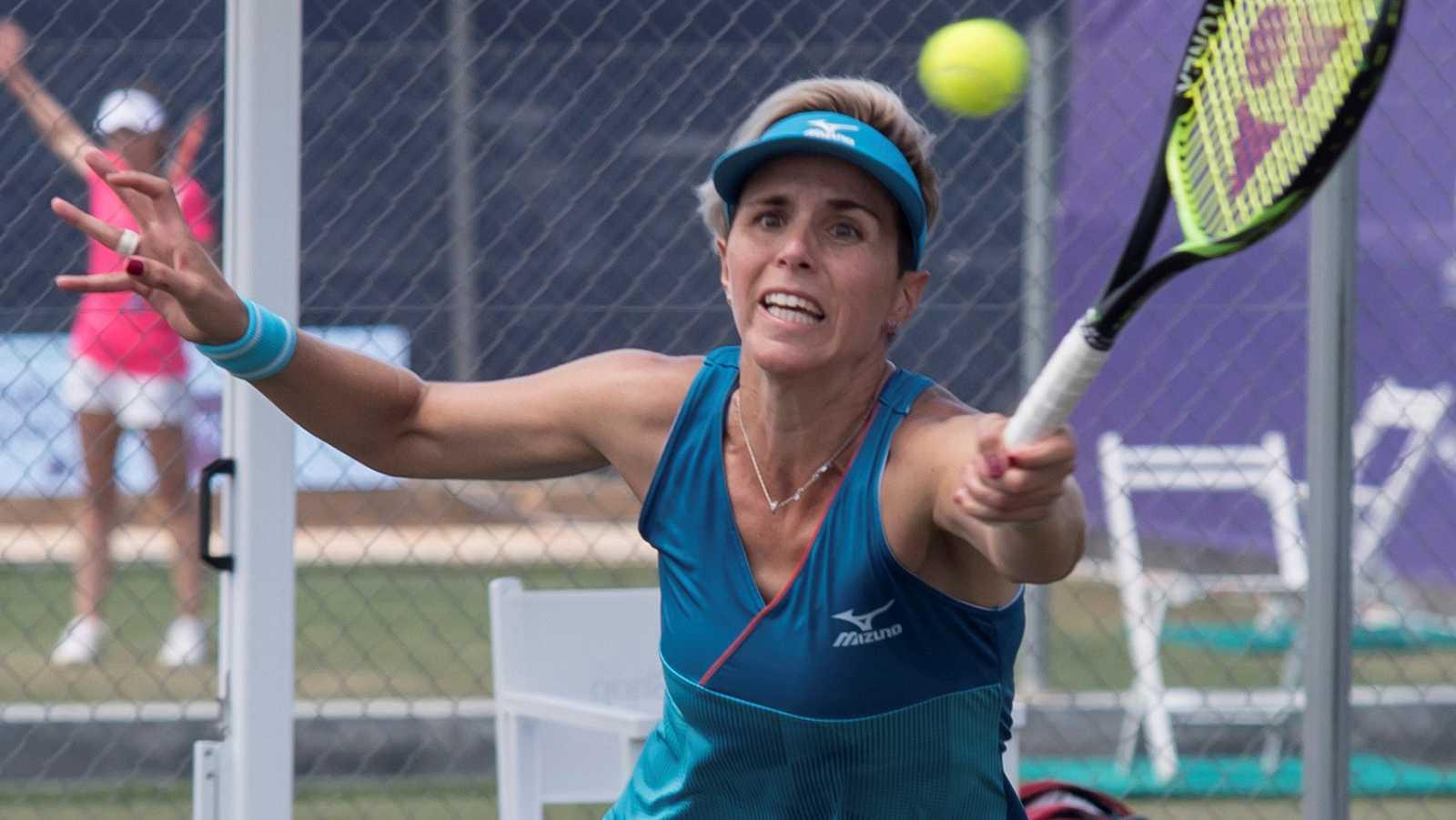 La tenista española María José Martínez.