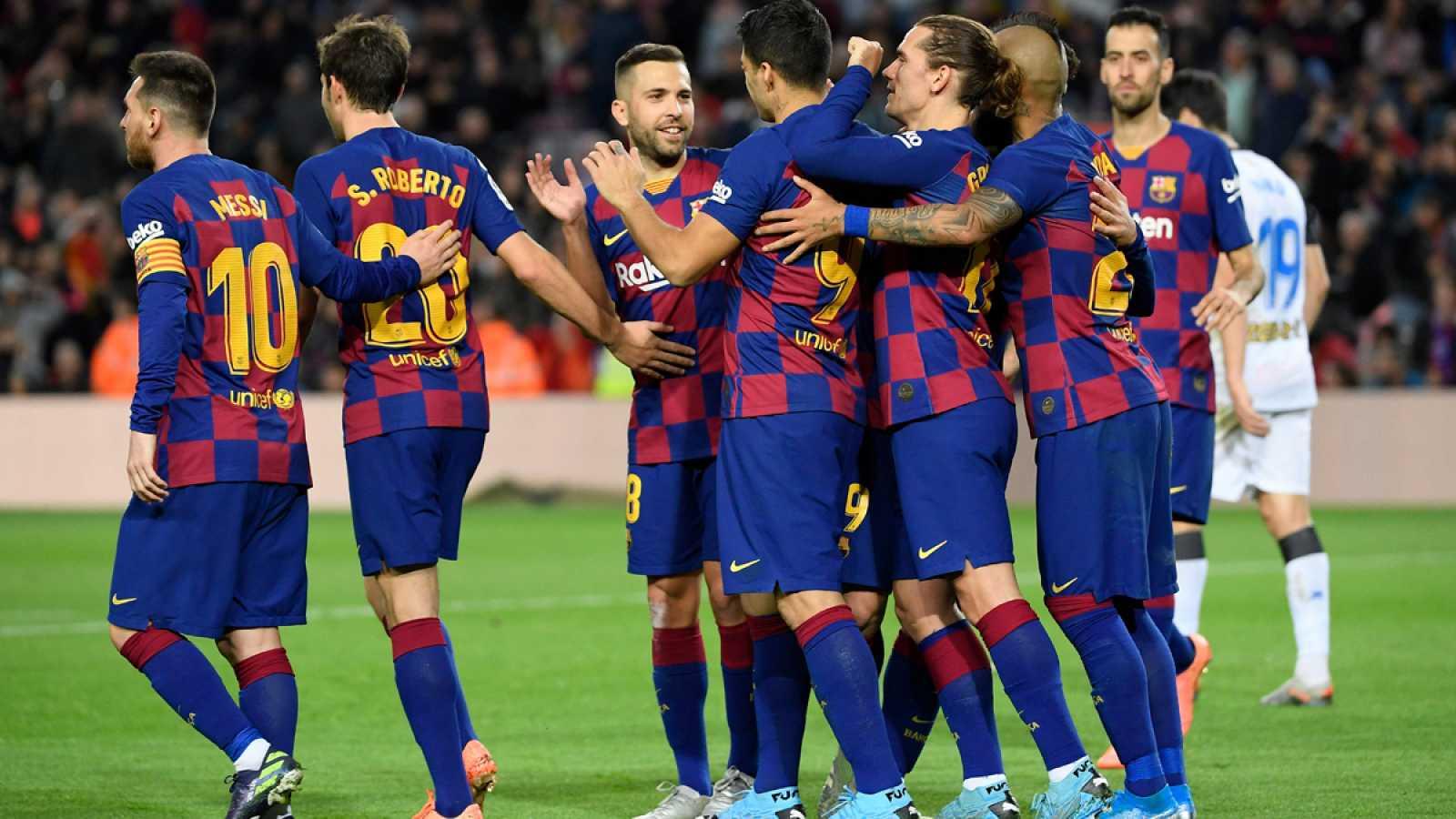La plantilla del Barça, la mejor pagada del mundo