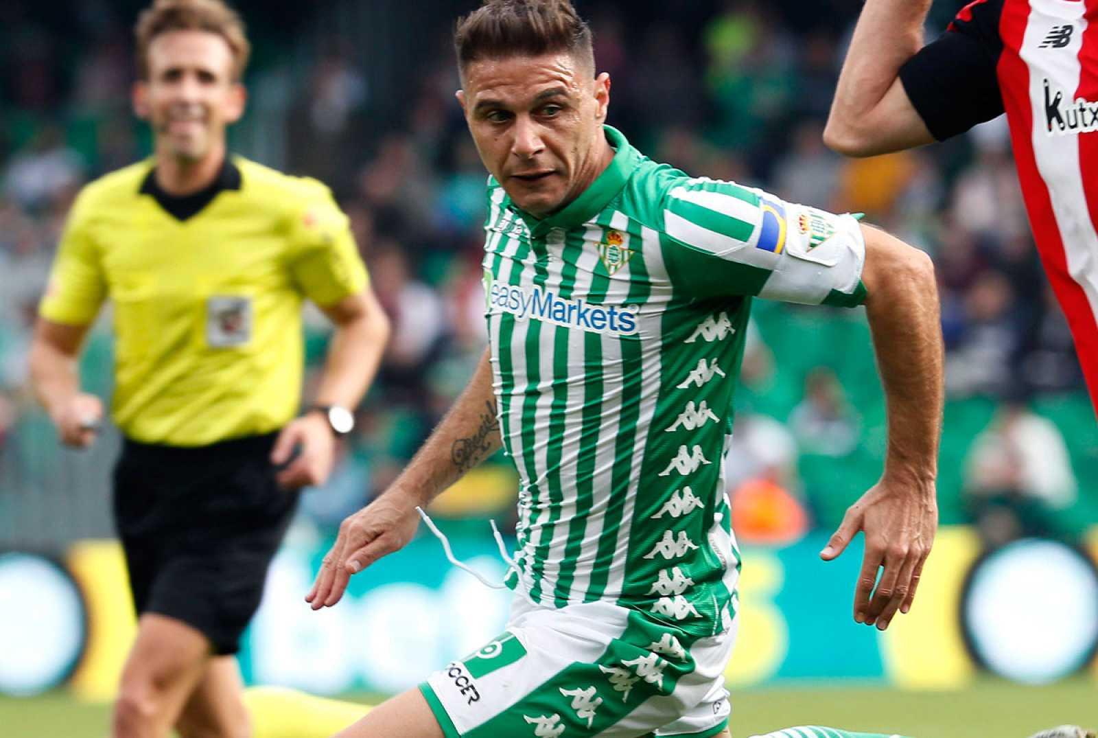 Joaquín renueva con el Betis una temporada más a sus 38 años