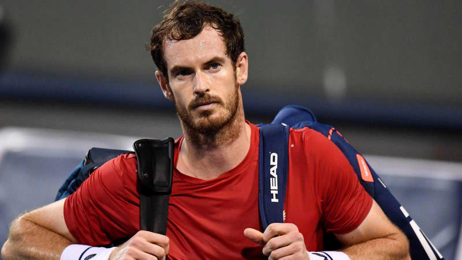 El británico Andy Murray, en el pasado Open de Australia.