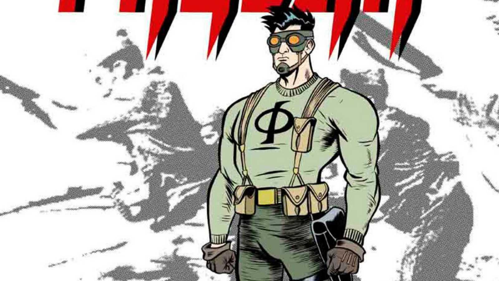 Phylax', superhéroes en la Guerra Civil y la posguerra | RTVE