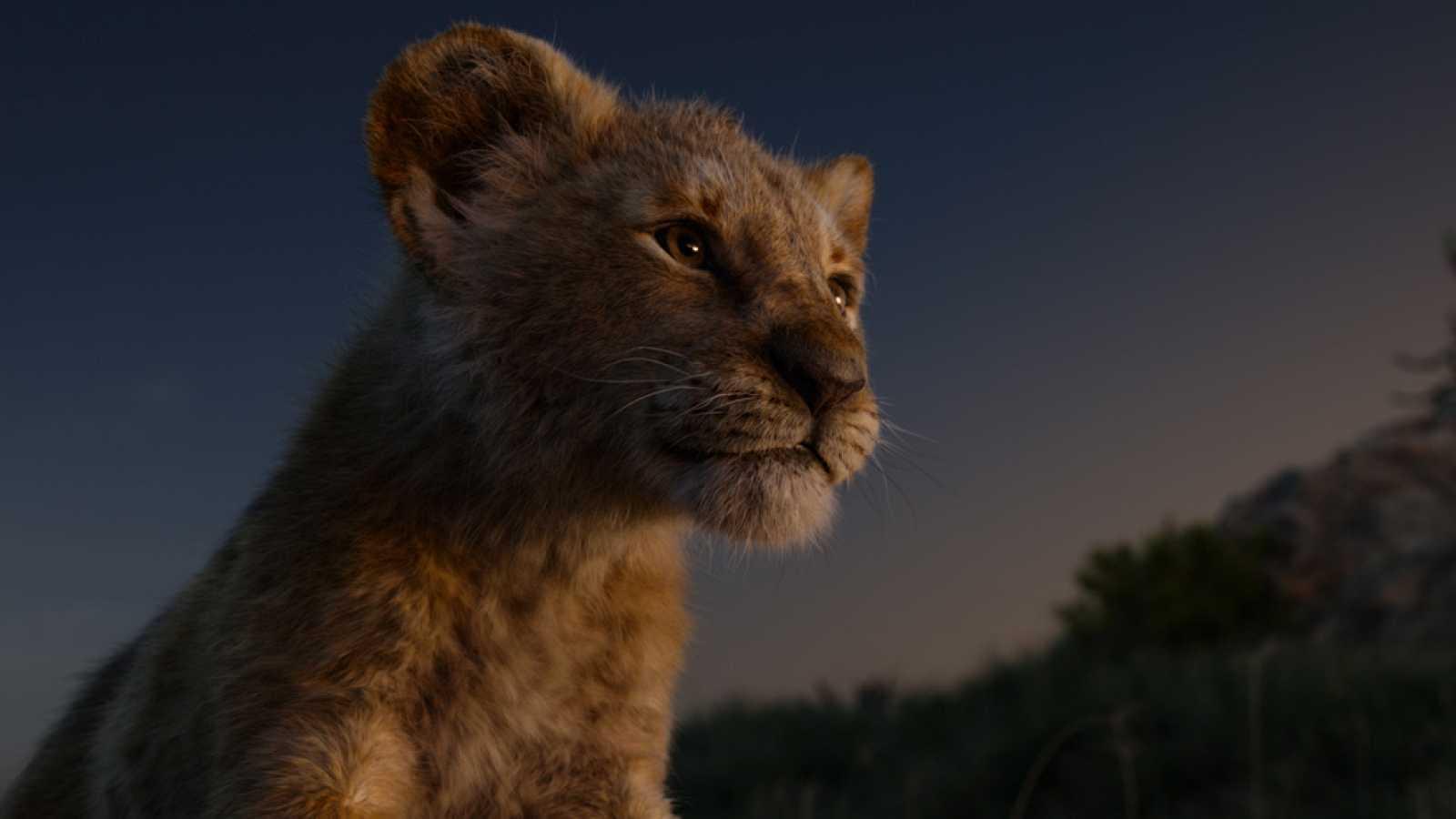 Fotograma de 'El Rey León', película más taquillera en España en 2019