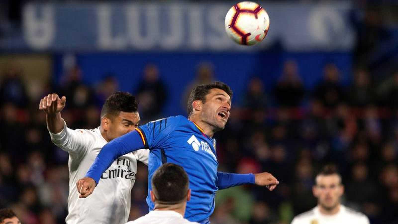 Getafe y Madrid se enfrentan en el Coliseum Alfonso Pérez