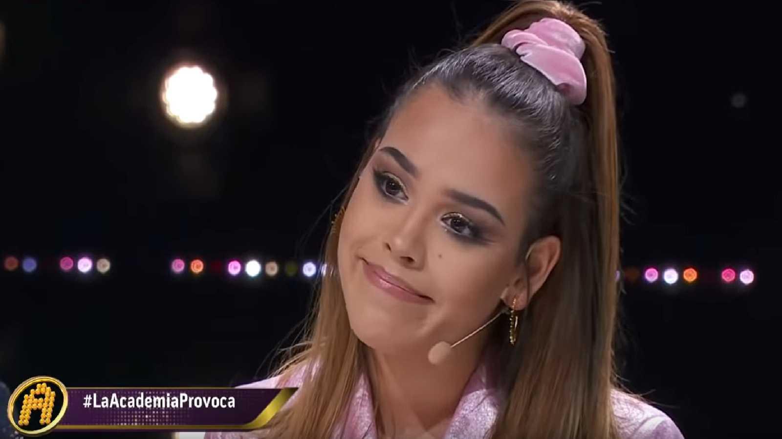 Danna Paola, jurado de 'La Academia'
