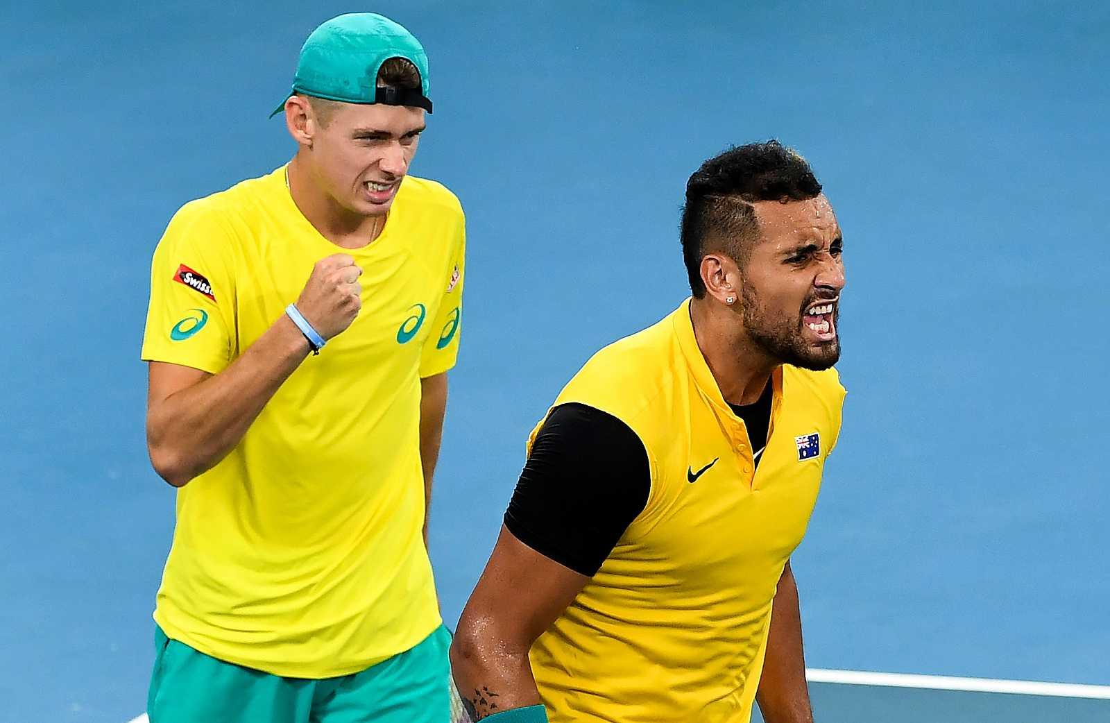Australia pasa a semifinales