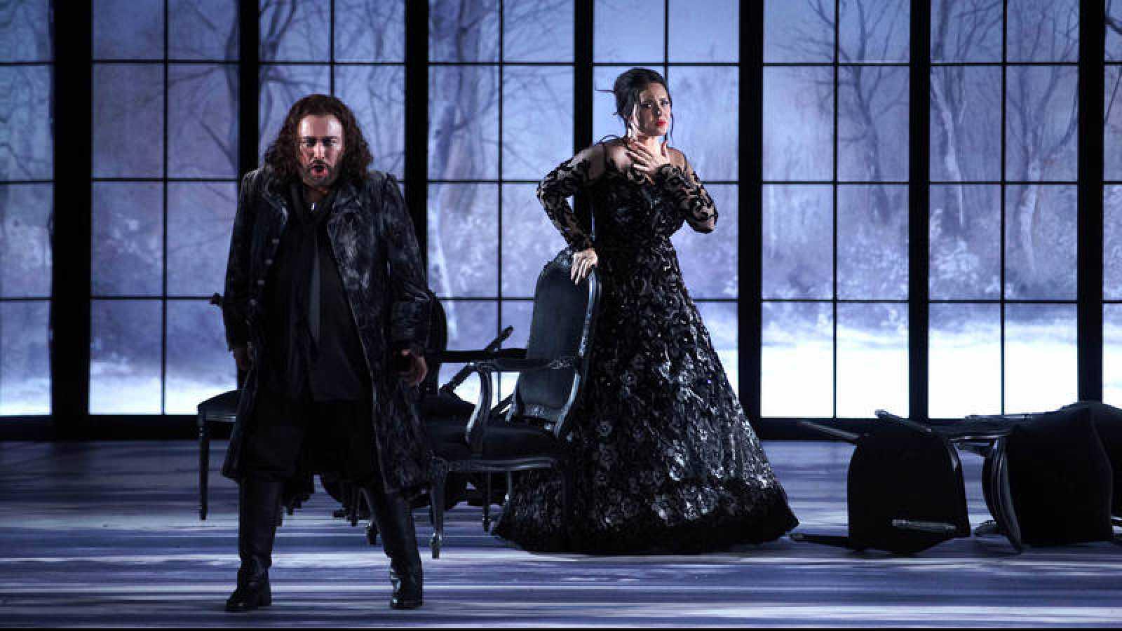 'Il Pirata' en el Teatro Real con Javier Camarena y Sonya Yoncheva'Il Pirata' en el Teatro Real con Javier Camarena y Sonya Yoncheva