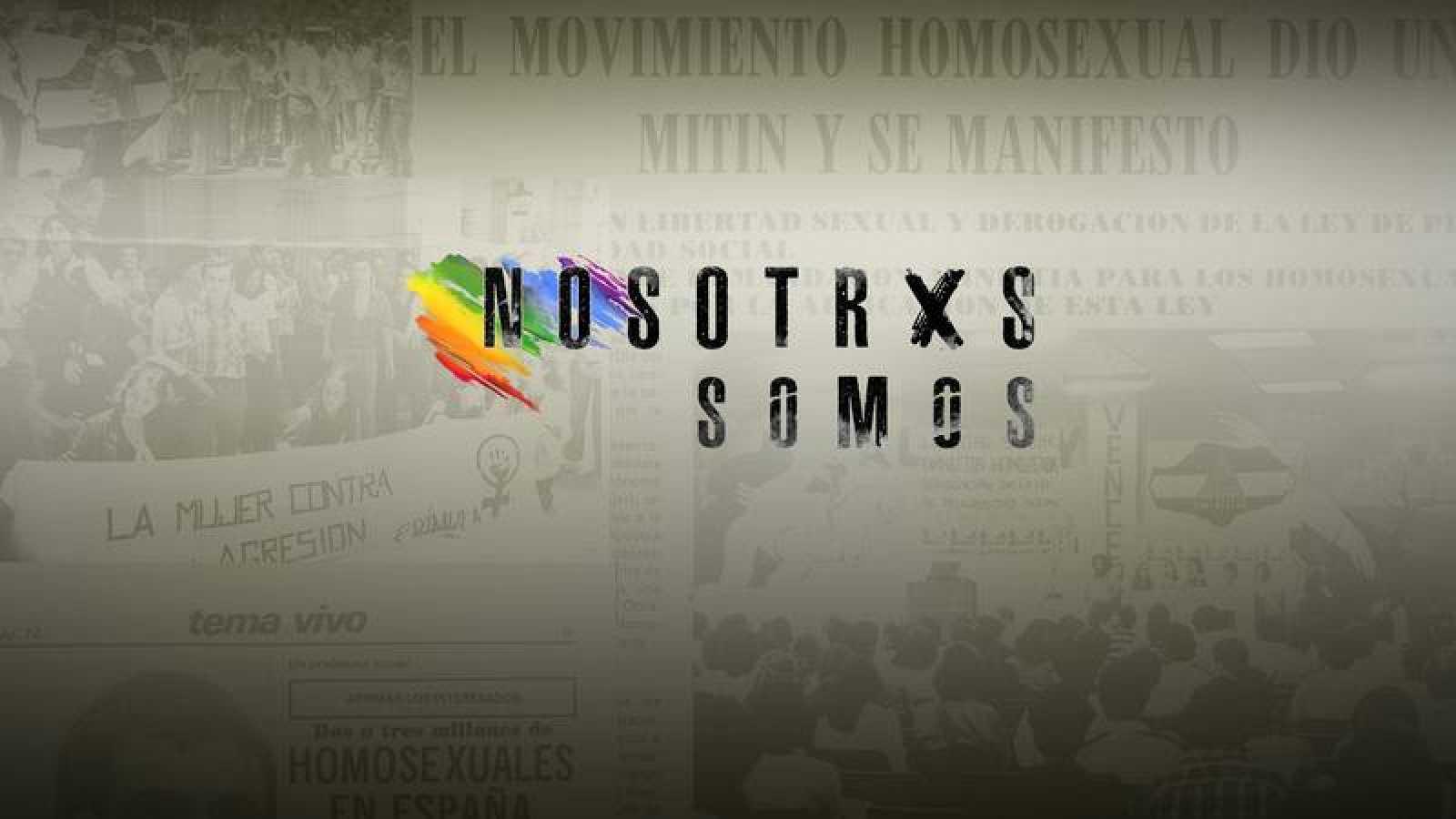 Logo Nosotrxs Somos