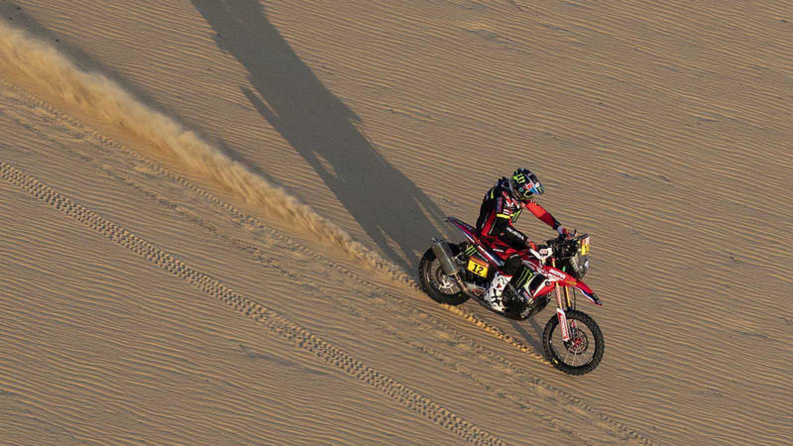 Joan Barreda conquista la décima etapa del Dakar.