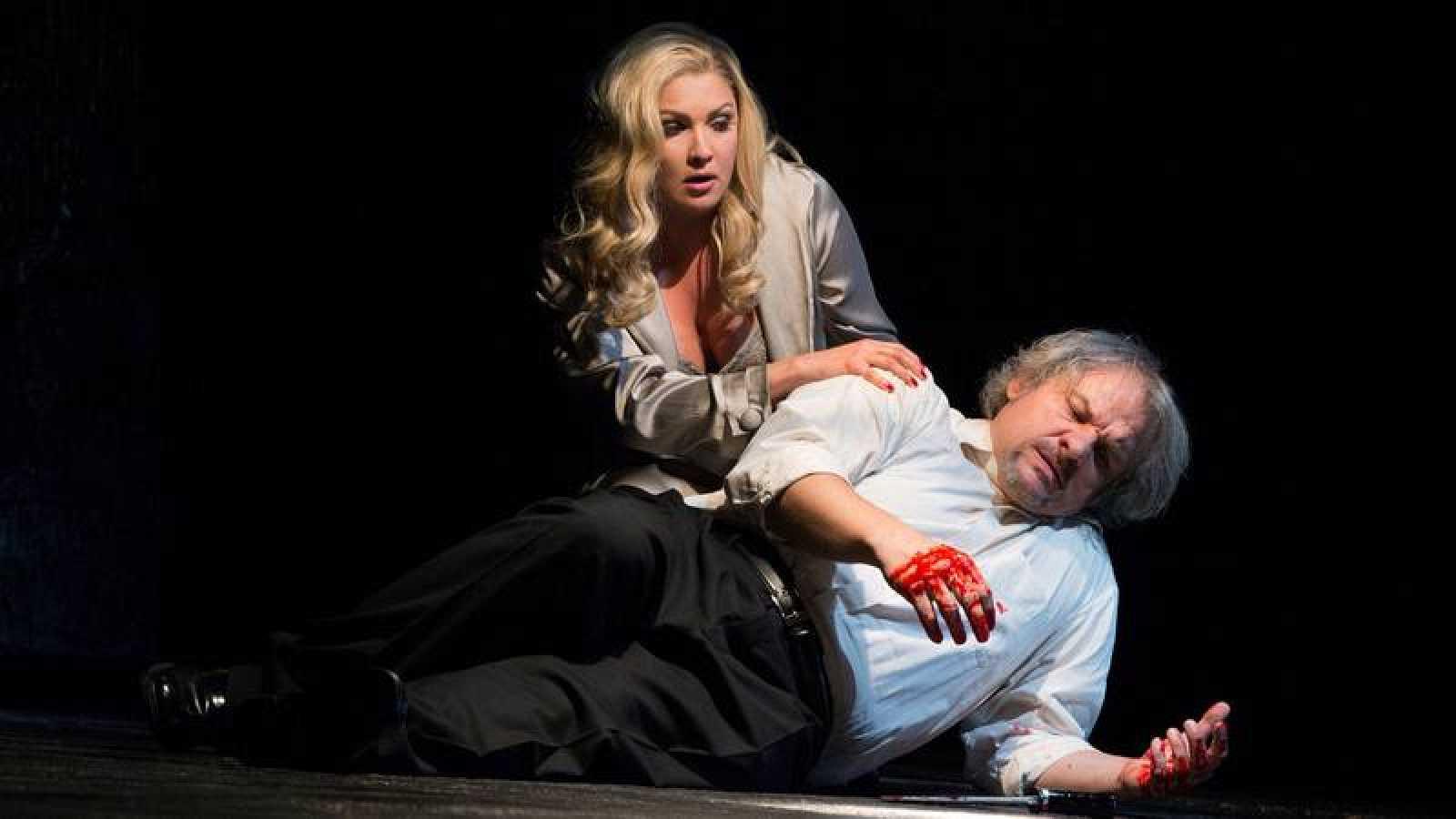 Anna Netrebko y Zeljko Lucic: 'Macbeth'