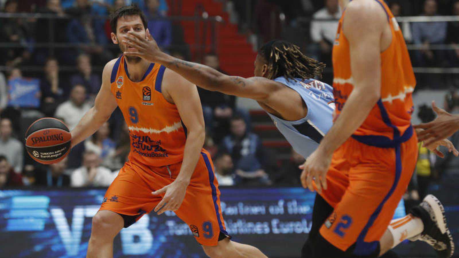 BC Zenit St. Petersburg vs. Valencia Basket Spain