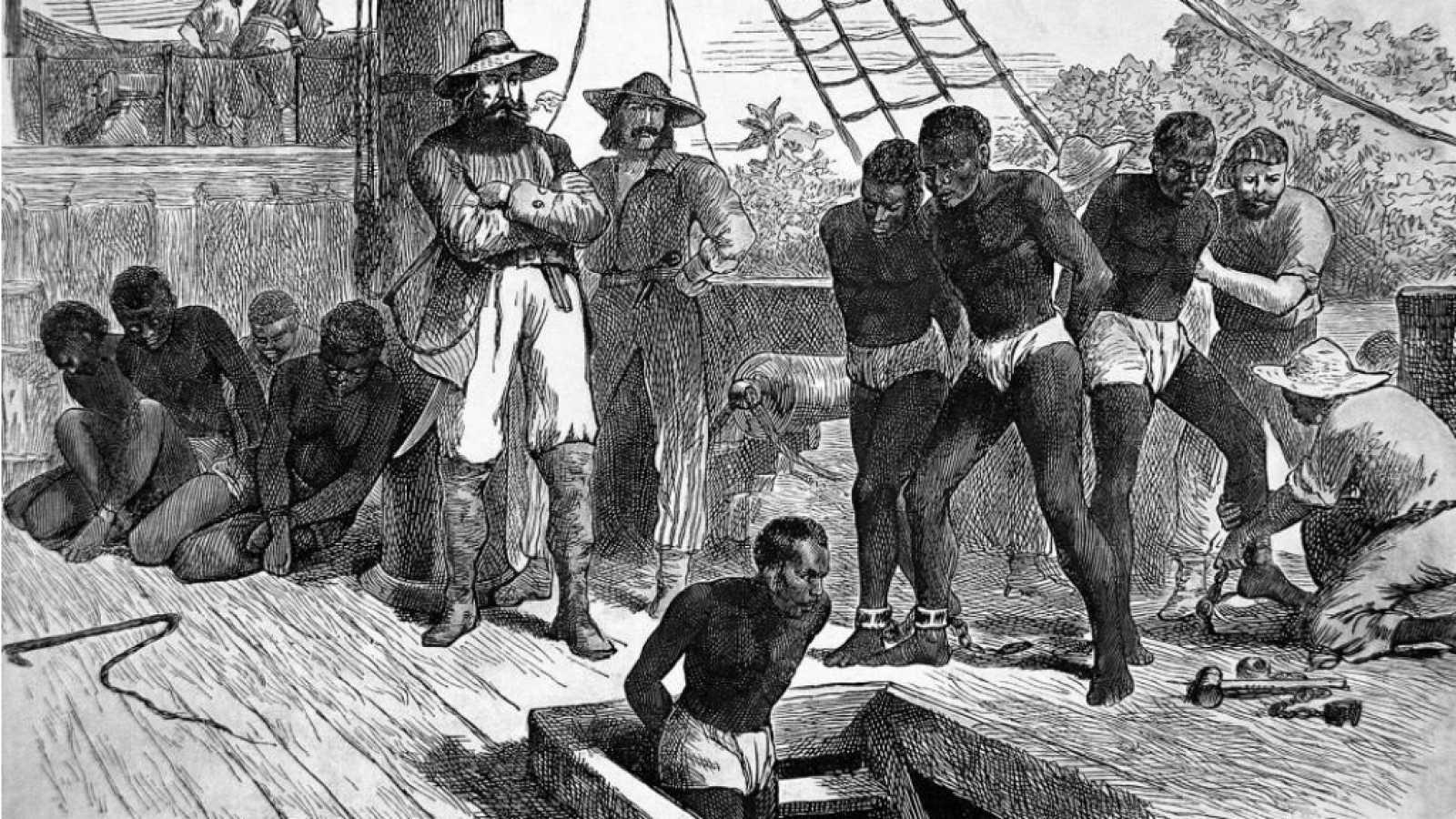 Esclavitud, un episodio silenciado de la historia de España - RTVE.es