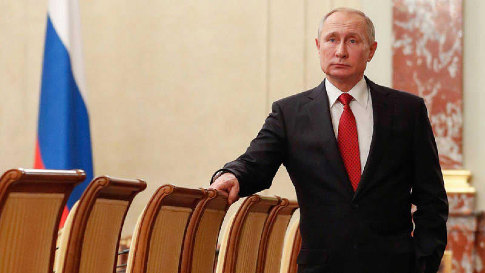 Rusia: Putin, cambiar para perdurar - RTVE.es