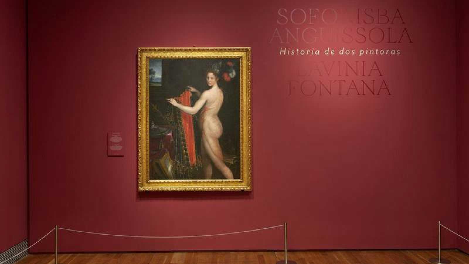 Imagen de la exposición en el Museo Nacional del Prado