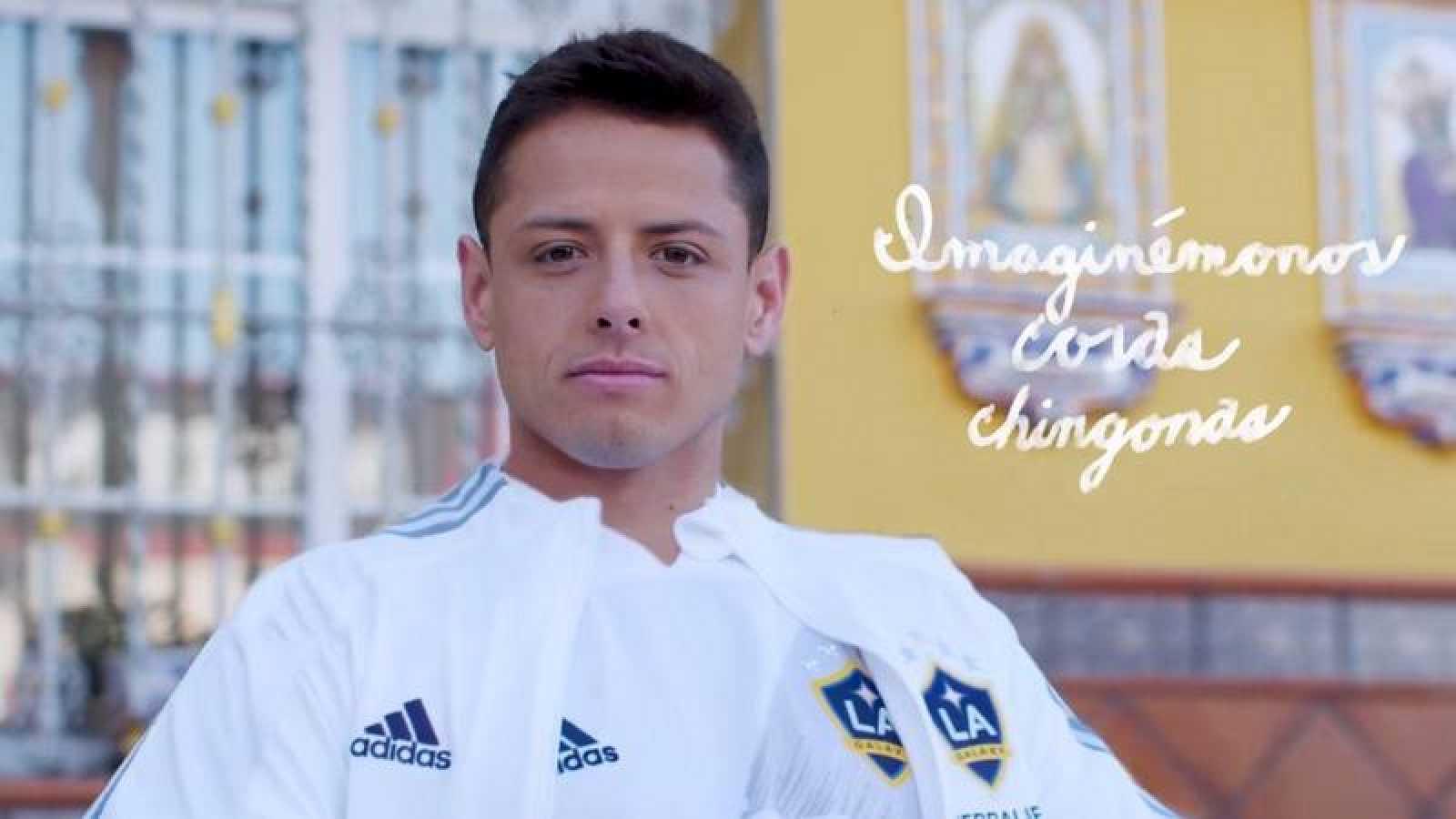 El delantero mexicano Chicharito ficha por Los Ángeles Galaxy