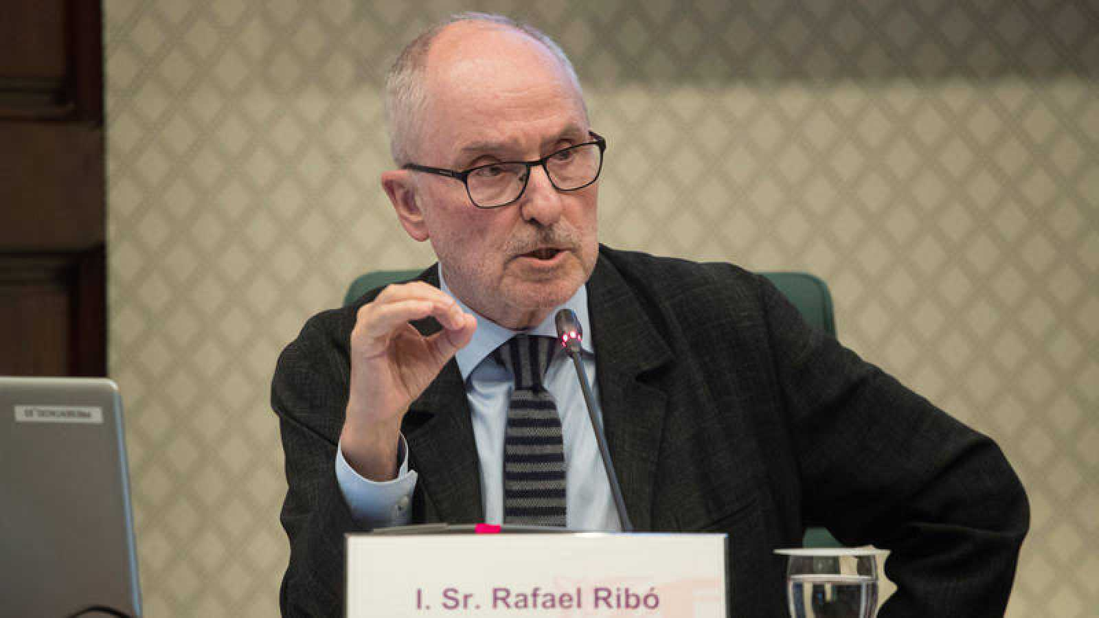 El Síndic de Greuges de Cataluña, Rafael Ribó