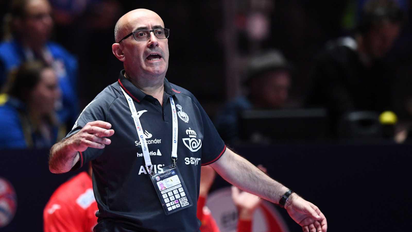Jordi Ribera, seleccionador español
