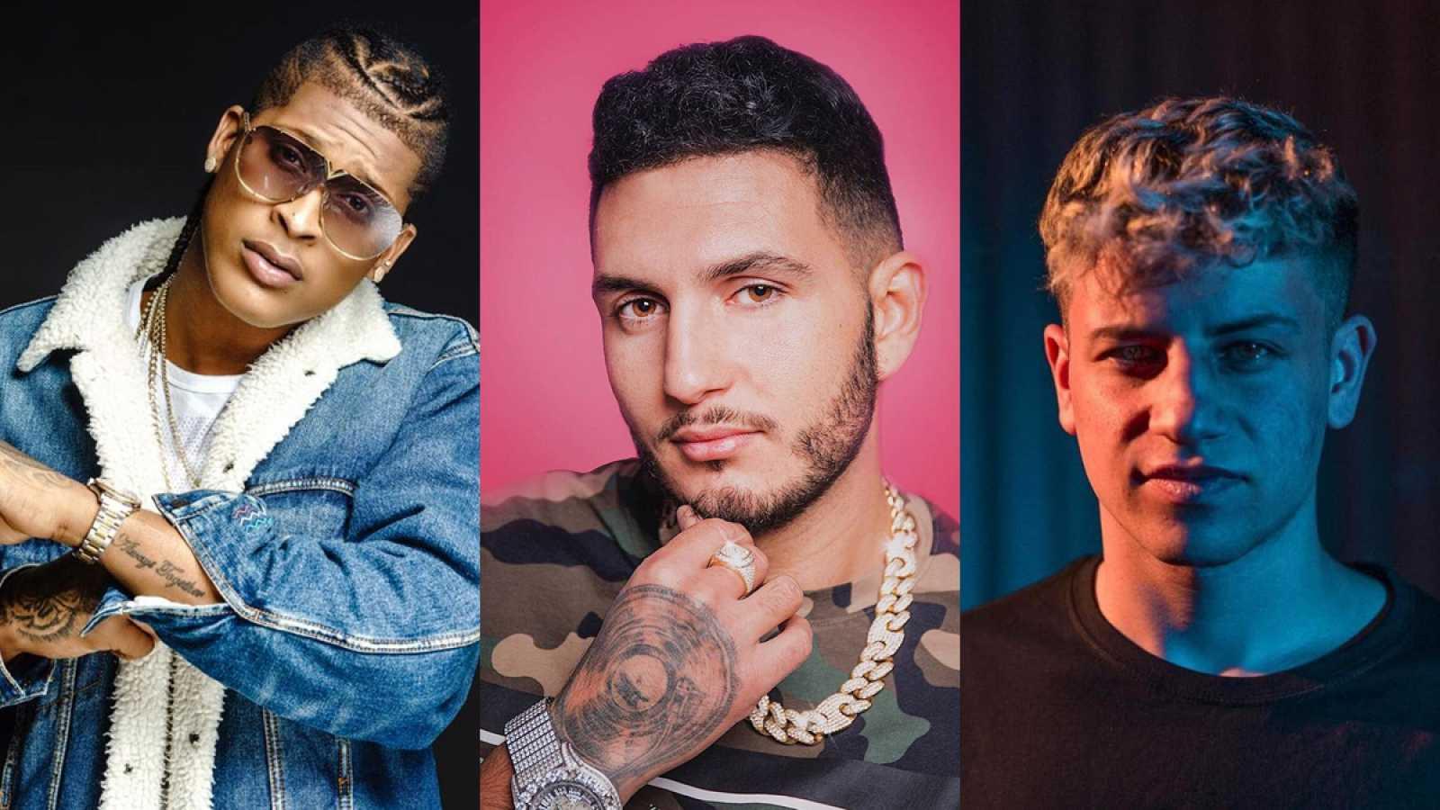 """Quimico Ultra Mega, Omar Montes y Robledo lanzan """"No me olvida"""""""