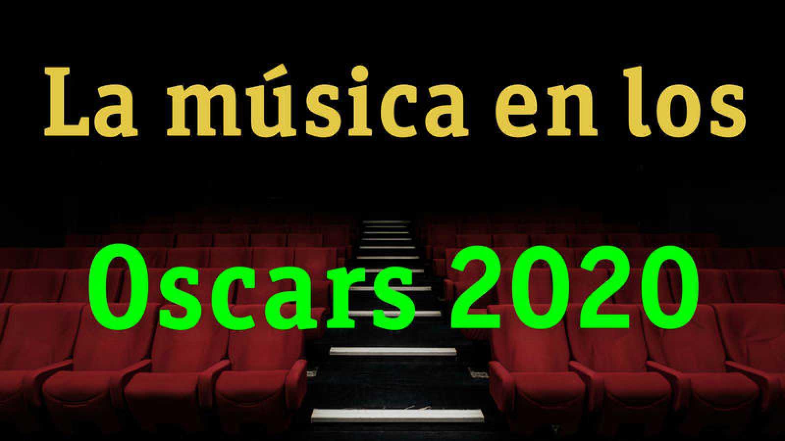 Resultado de imagen de la musica de los oscar 2020