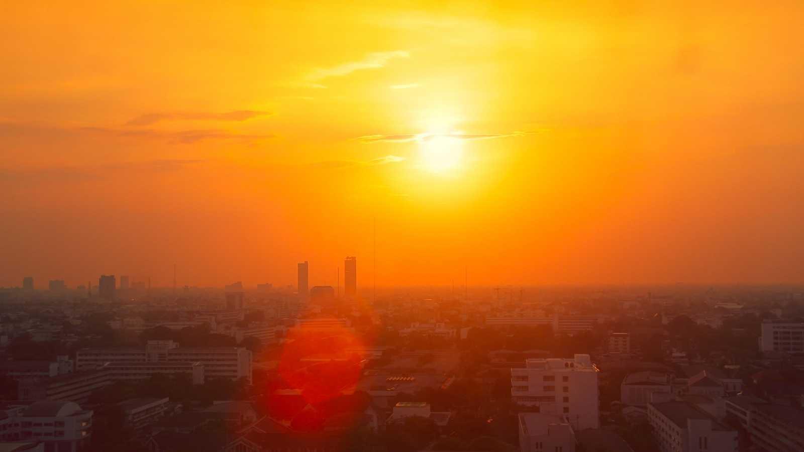 El próximo lustro seguirá batiendo récords de calor