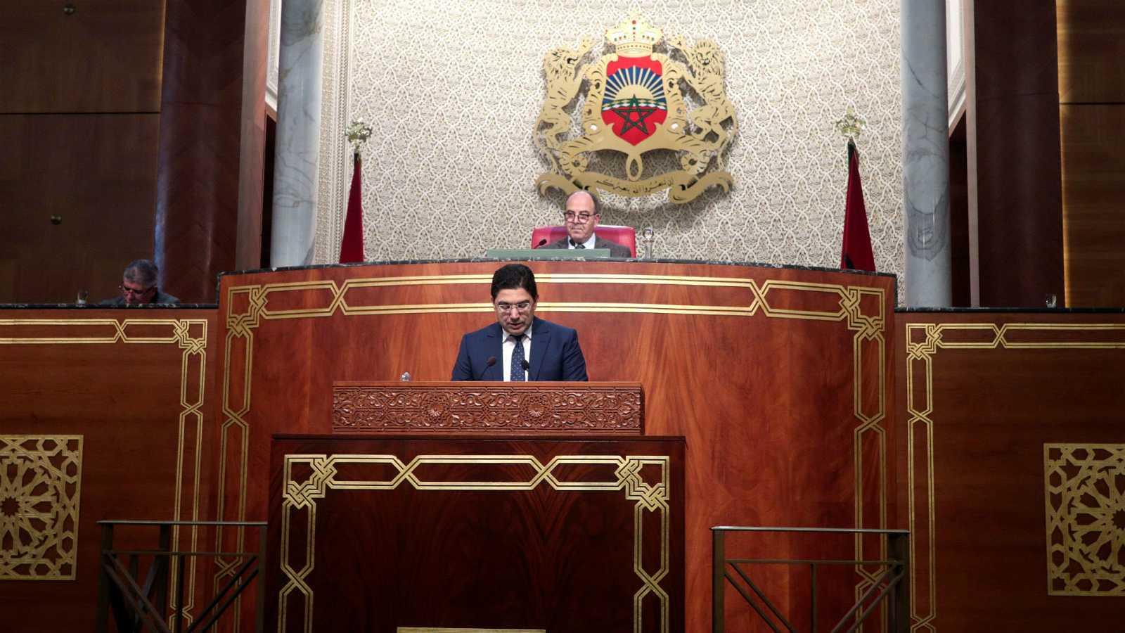 La Cámara Alta marroquí aprueba las leyes de delimitación marítima
