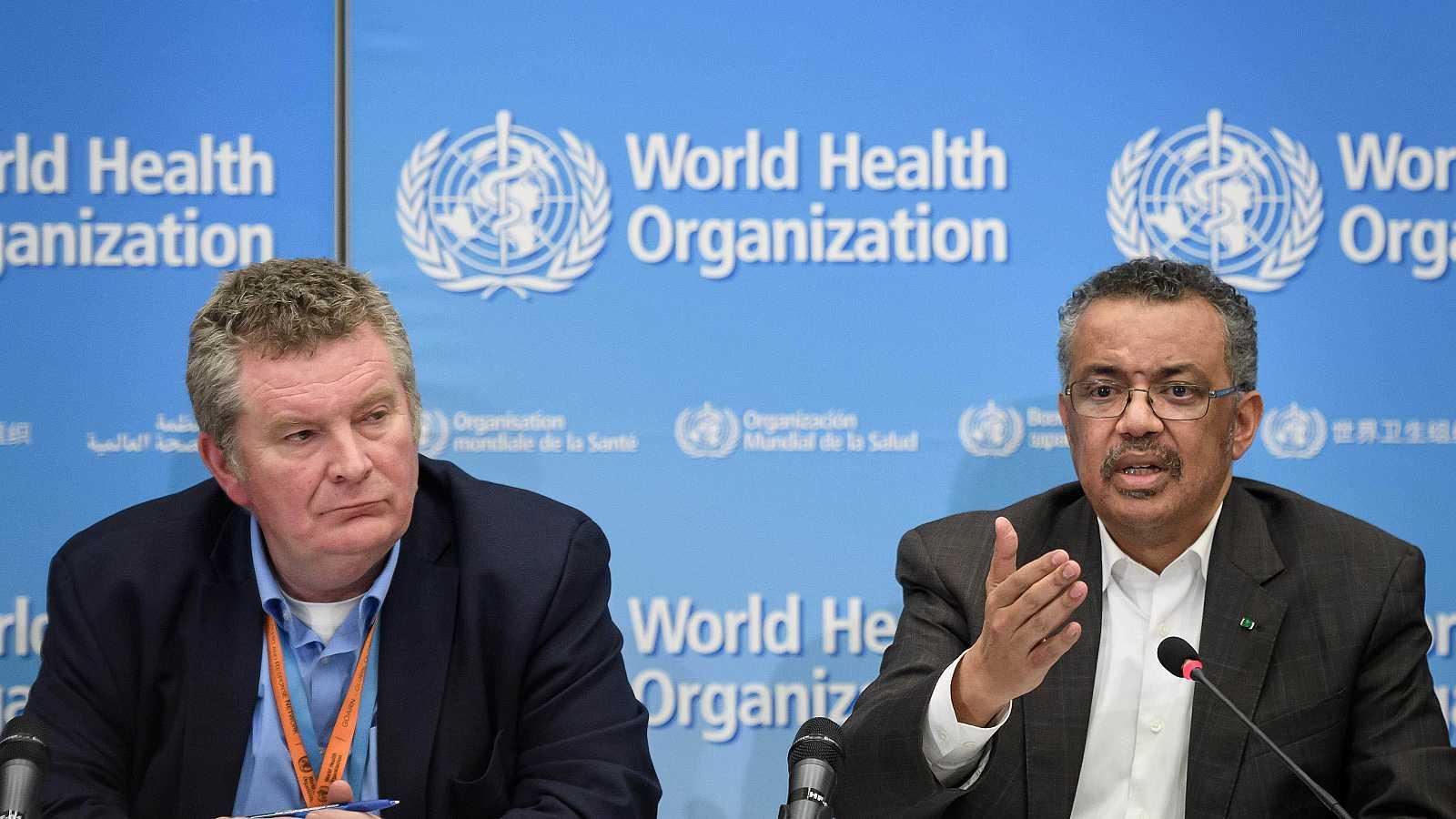 La OMS solicita ayudas económicas para su plan de lucha contra el coronavirus