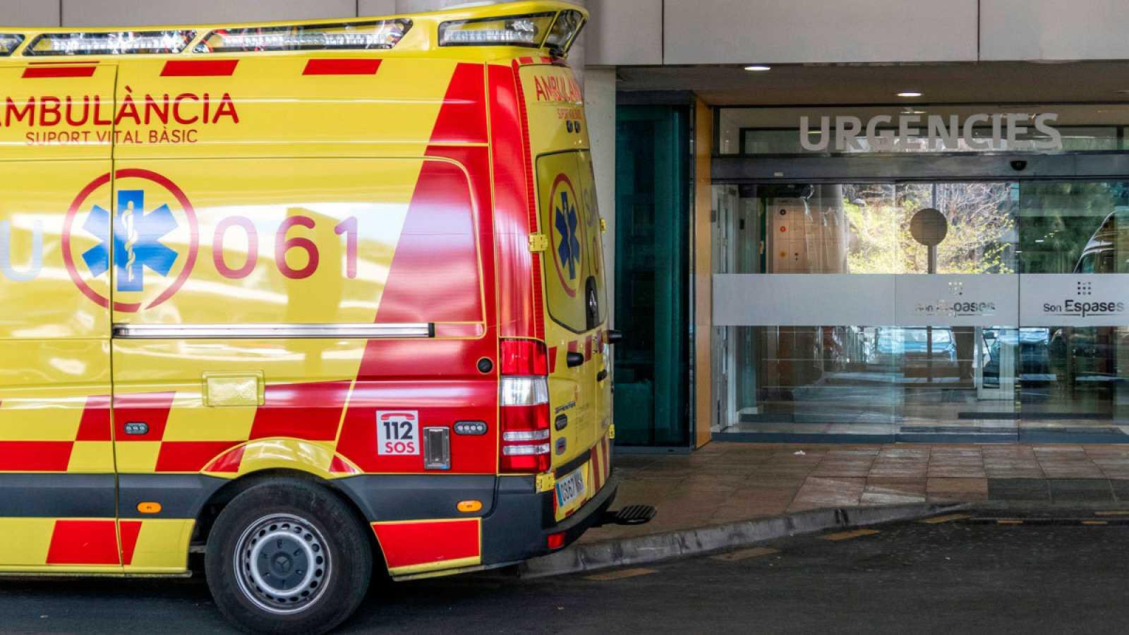 Imagen de archivo del hospital de Son Espases de Palma, Mallorca