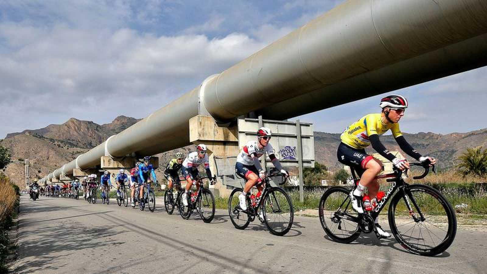 3ª etapa de la Vuelta a la Comunitat Valenciana