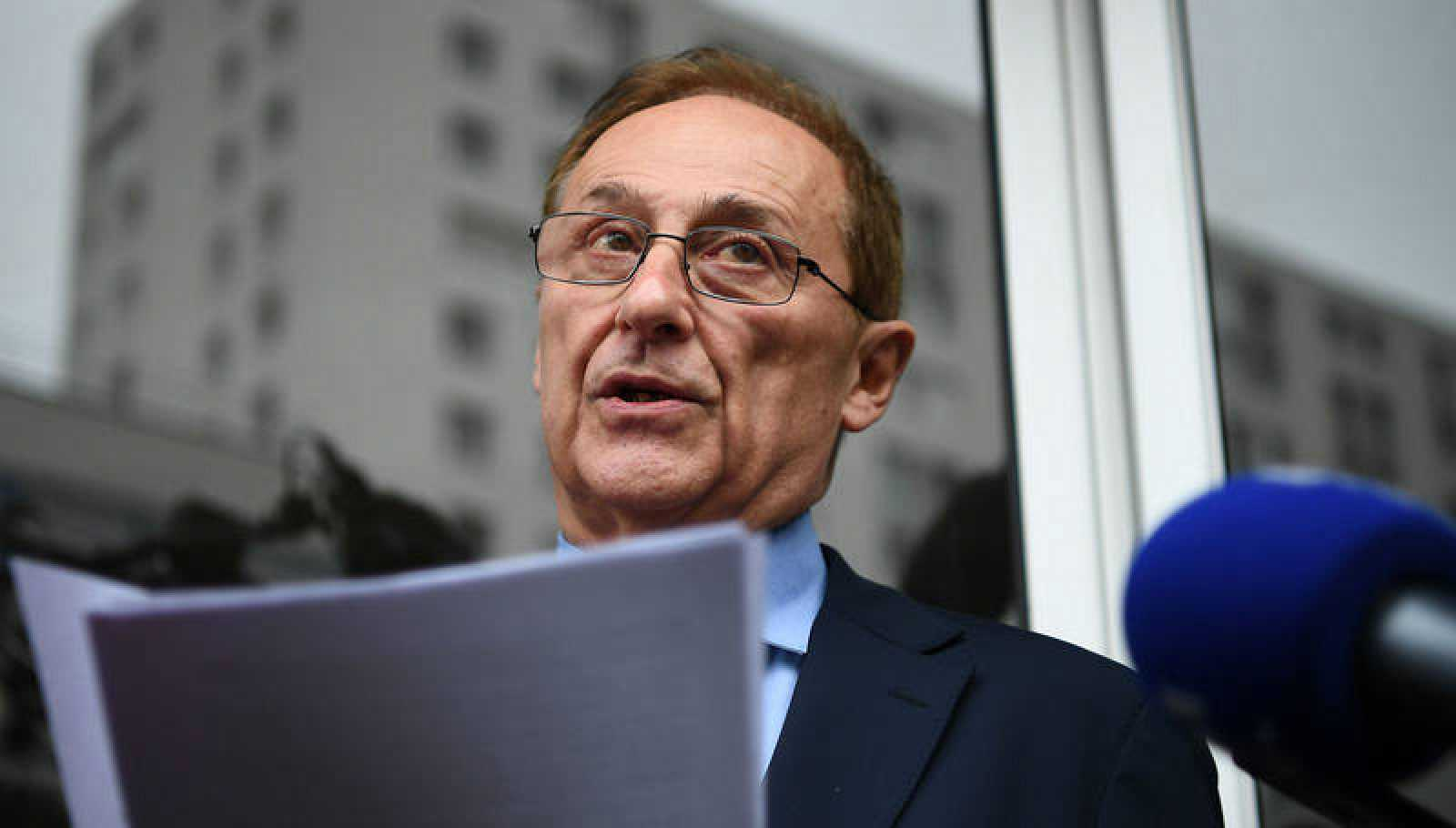Didier Gailhaguet anuncia su dimisión.