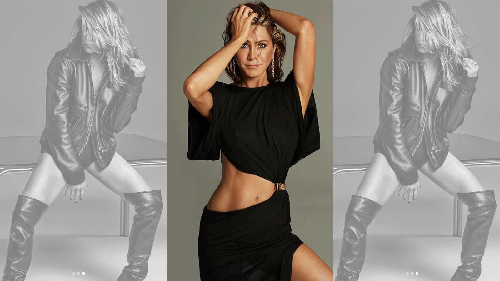 Jennifer Aniston portada de la revista Interview cuando cumple 51 años