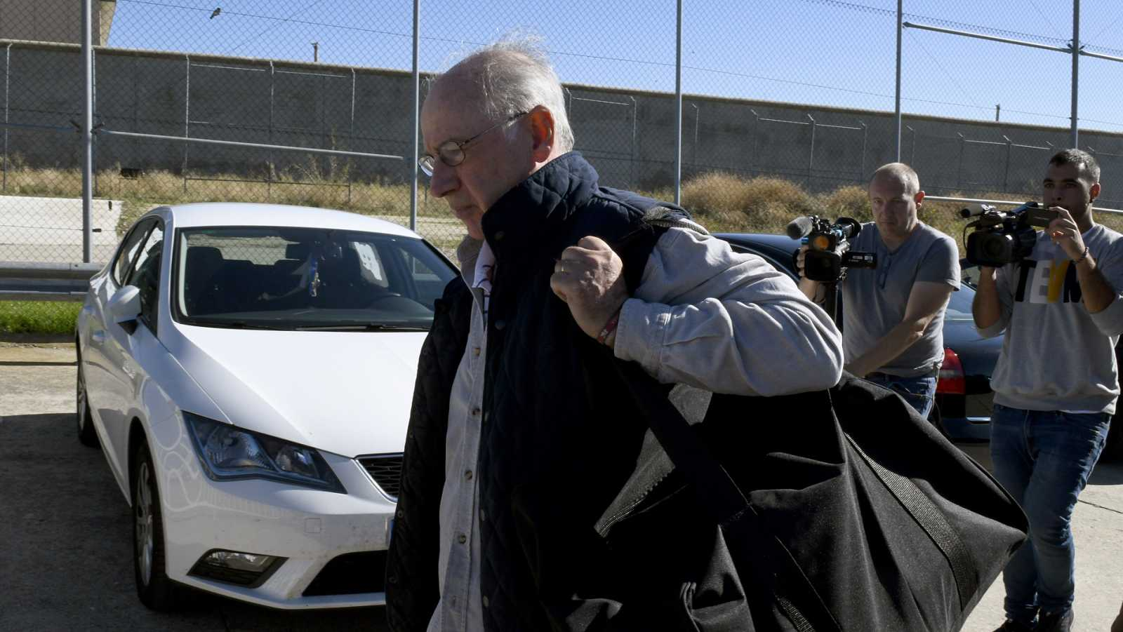 Rodrigo Rato tendrá un permiso de 12 días fuera de prisión