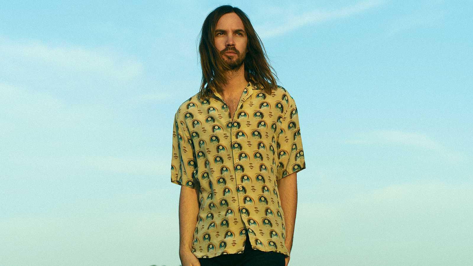 Kevin Parker de Tame Impala en una foto promocional de su nuevo disco