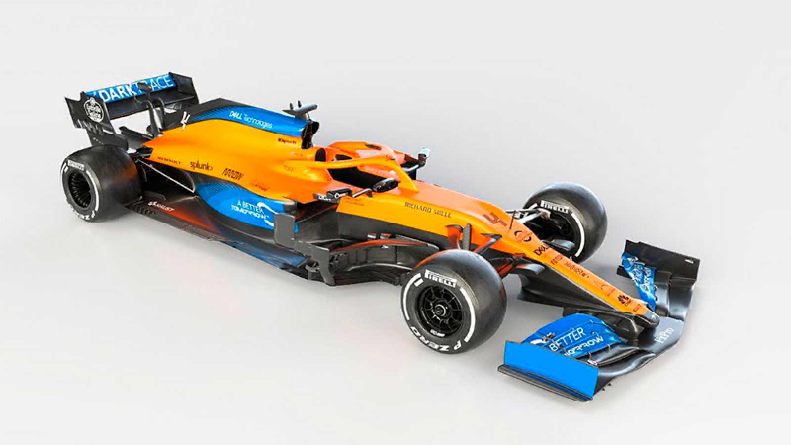 McLaren presenta su nuevo monoplaza