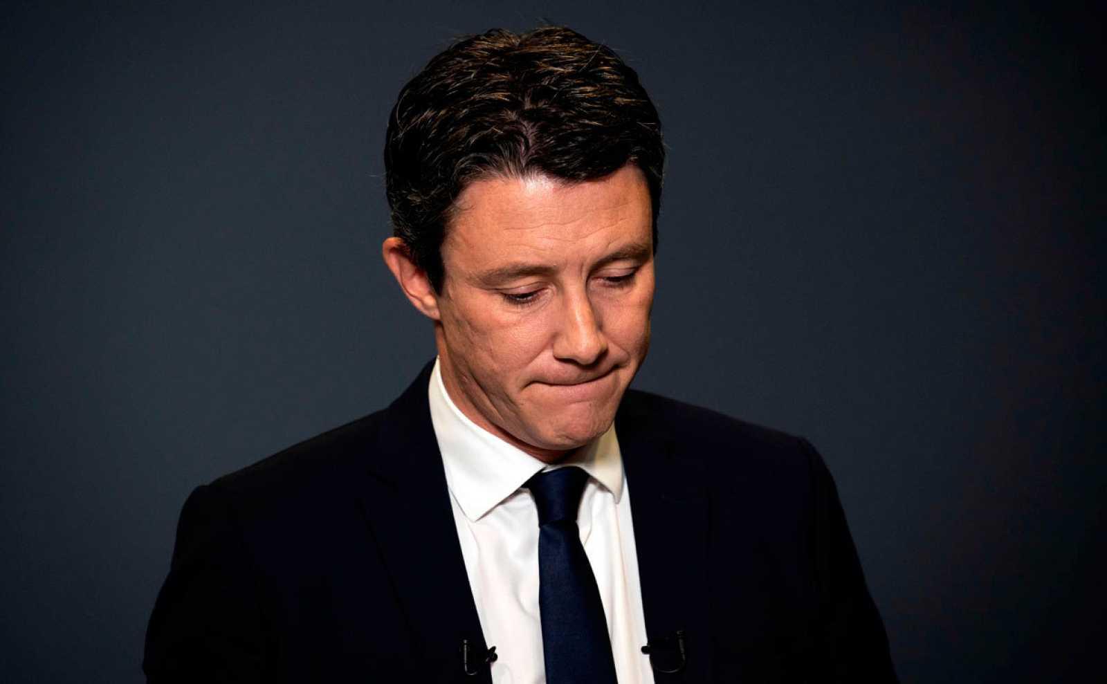 El ex portavoz del gobierno Benjamin Griveaux, investido por LREM para liderar la batalla electoral en París, se retira de la campaña de la alcaldía después de la publicación de un video privado presuntamente enviado por él