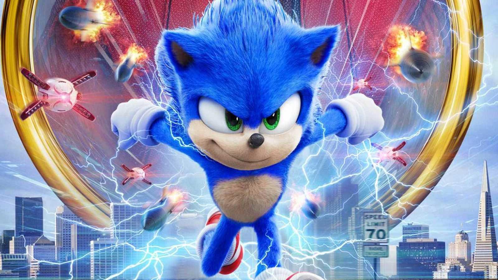 Imagen de 'Sonic, la película'