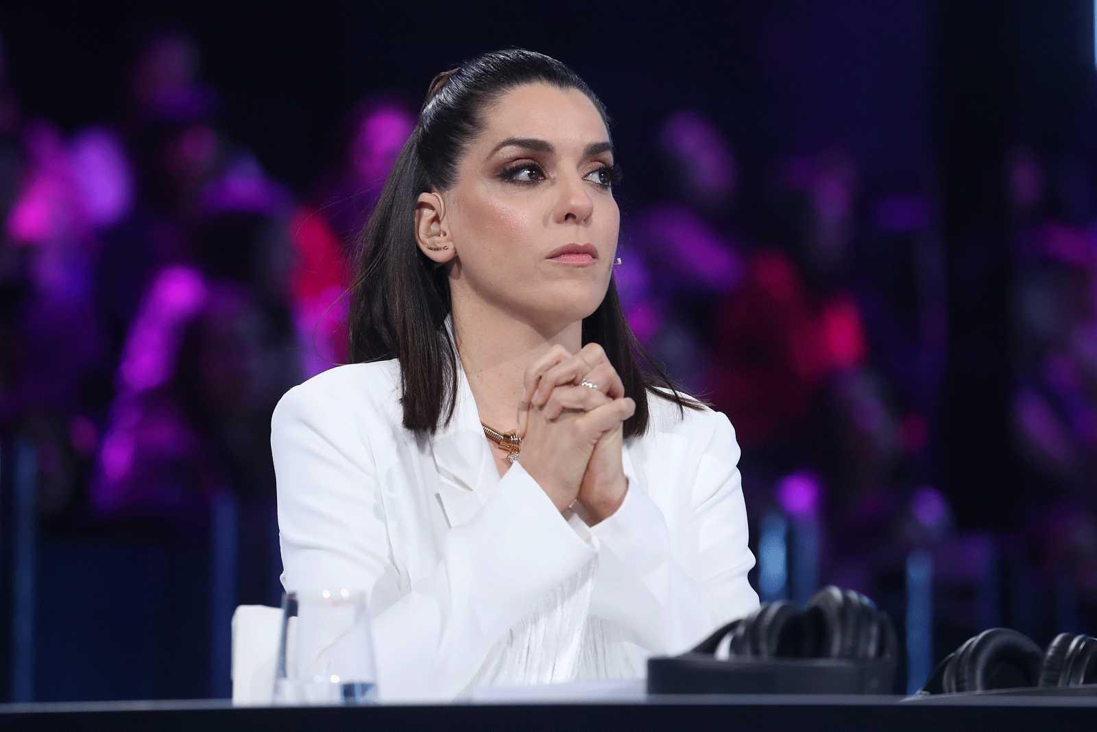 Ruth Lorenzo jurado de OT 2020 en la Gala 5
