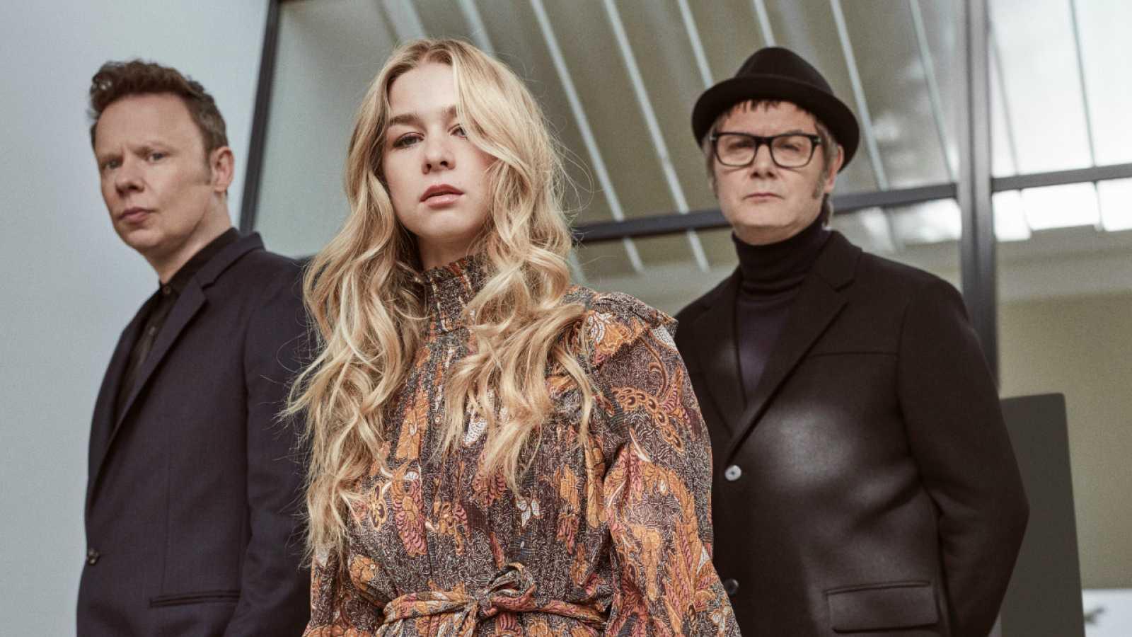"""Hooverphonic representará a Bélgica con """"Release me"""" en Eurovisión 2020"""