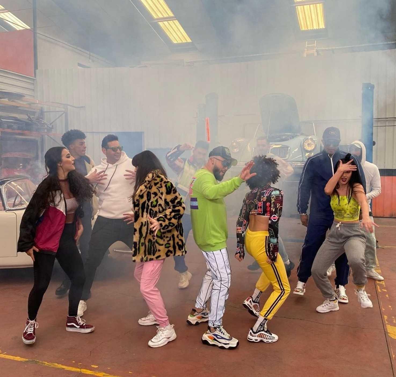Corazón - Kiko Rivera: hace un Challenge entre sus allegados para que bailen su tema Tuboescape