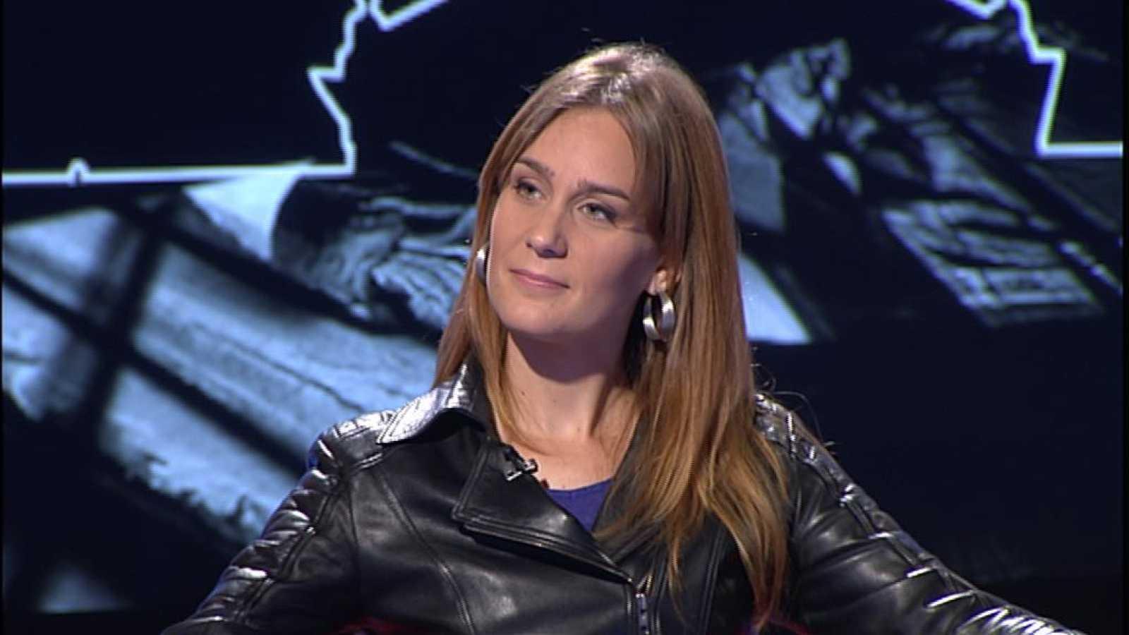 La diputada del Parlament Jéssica Albiach